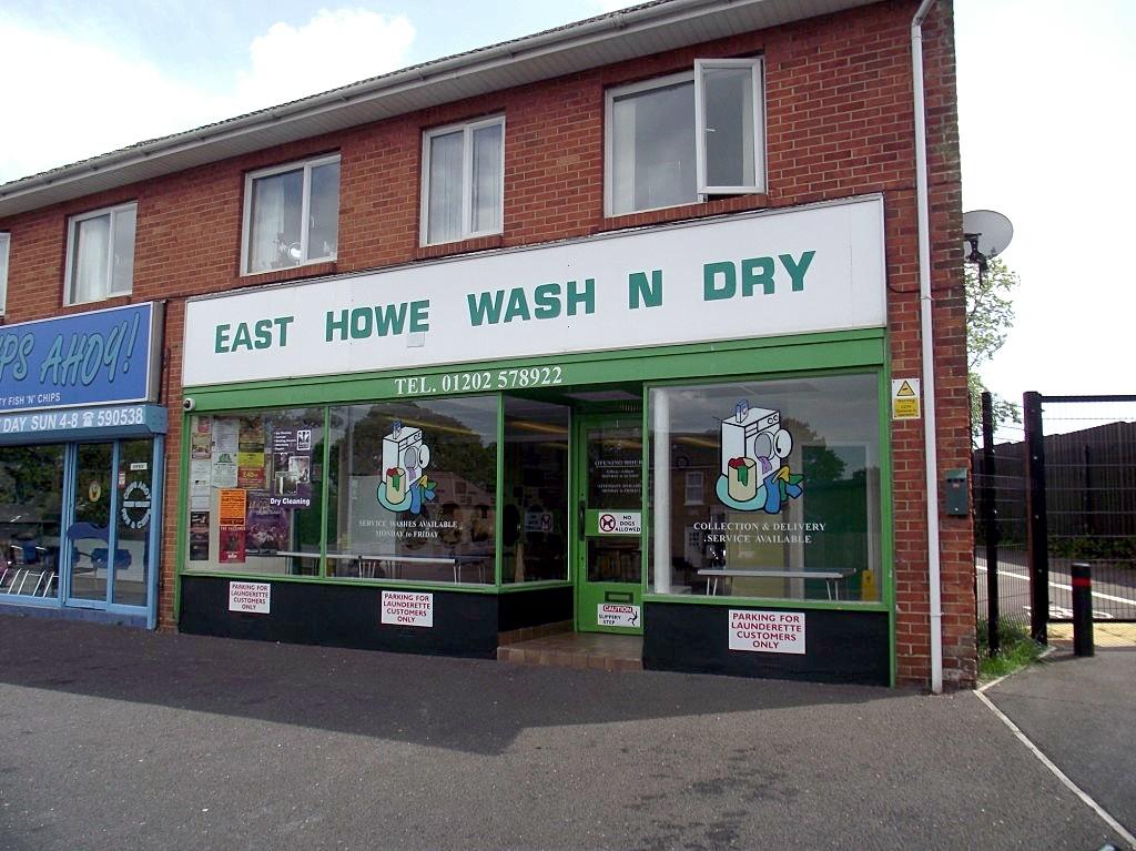 East Howe Wash & Dry