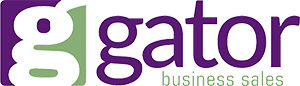 Gator Business Sales Logo