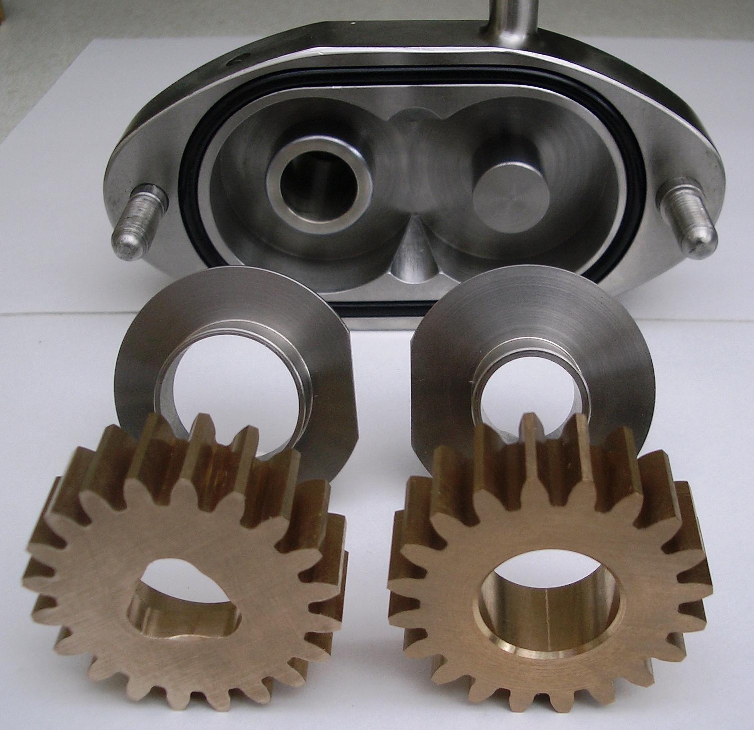 IC Gears Gearing